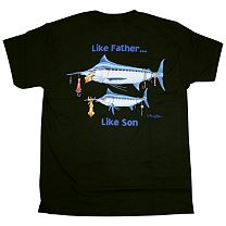 AFTCO Bluewater Like Father, Like Son Youth T-Shirt
