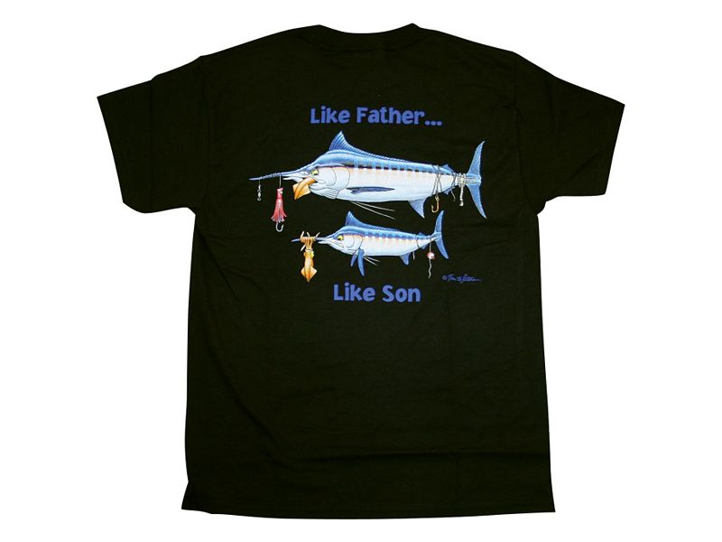 AFTCO Bluewater Wear Like Father, Like Son Youth T-Shirt