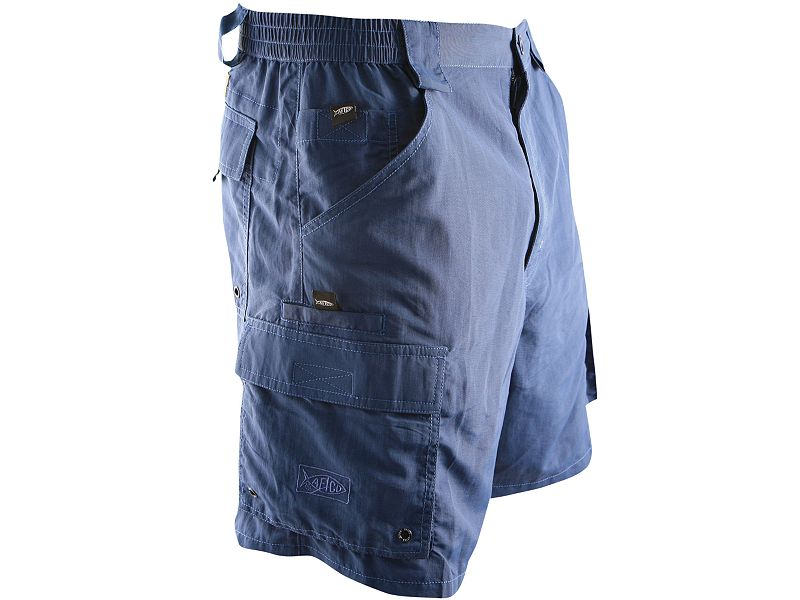 AFTCO Bluewater M03 Tournament Side Elastic Shorts