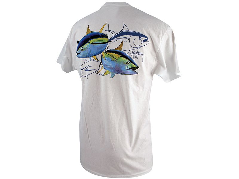Guy Harvey Tuna Dash T-Shirt