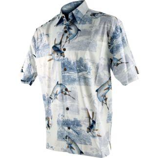 Guy Harvey Tarpon Inshore Buttondown Shirt