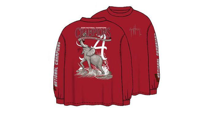 Guy Harvey Alabama Championship Shirts