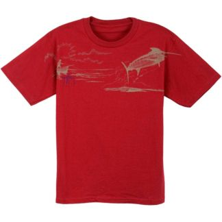 Guy Harvey No Time 2 Spare Premium Youth T-Shirt