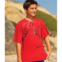 Guy Harvey Harvey Shark Premium Youth T-Shirt