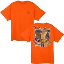 Guy Harvey Auburn University T-Shirt