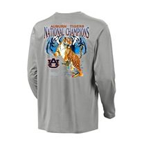 Guy Harvey Auburn Univ. Collegiate Championship LS Shirt