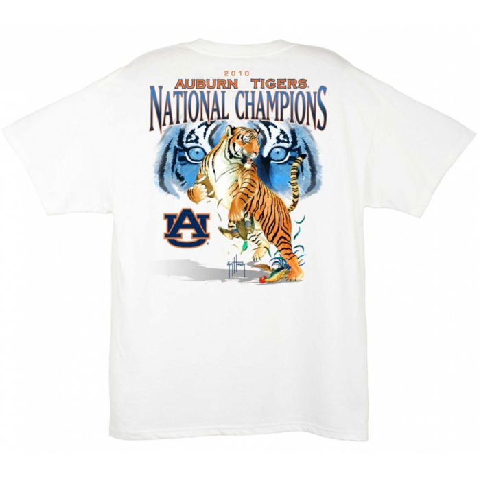 Guy Harvey Auburn University Collegiate Championship T-Shirt