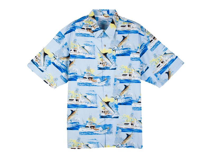 Guy Harvey Sportfishing Buttondown Shirt