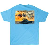 Guy Harvey Cruisin' T-Shirt