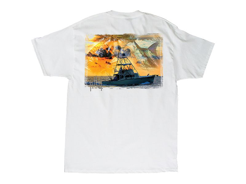 Guy Harvey Cruisin' T-Shirt