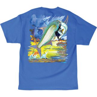 Guy Harvey Tarponator T-Shirt