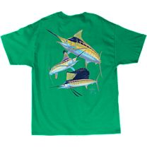 Guy Harvey Slammed T-Shirt