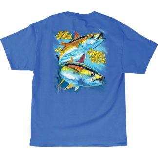 Guy Harvey Hot Tuna T-Shirt