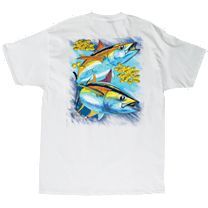 Guy Harvey Hot Tuna T-Shirt