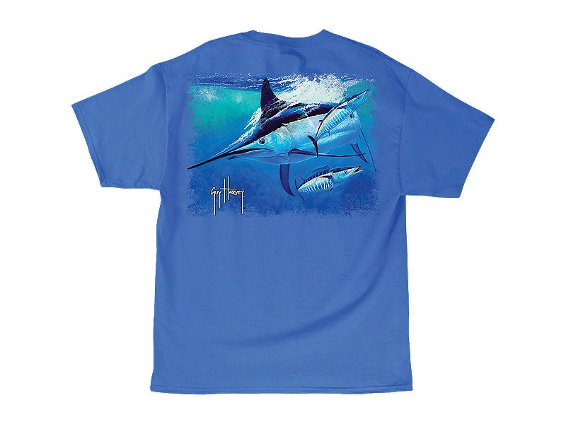 Guy Harvey Hoodat T-Shirt