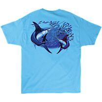 Guy Harvey Calamari T-Shirt