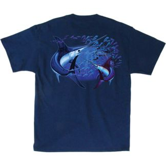 Guy Harvey Calamari T-Shirt