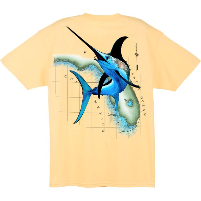 Guy Harvey Florida Sword T-Shirt
