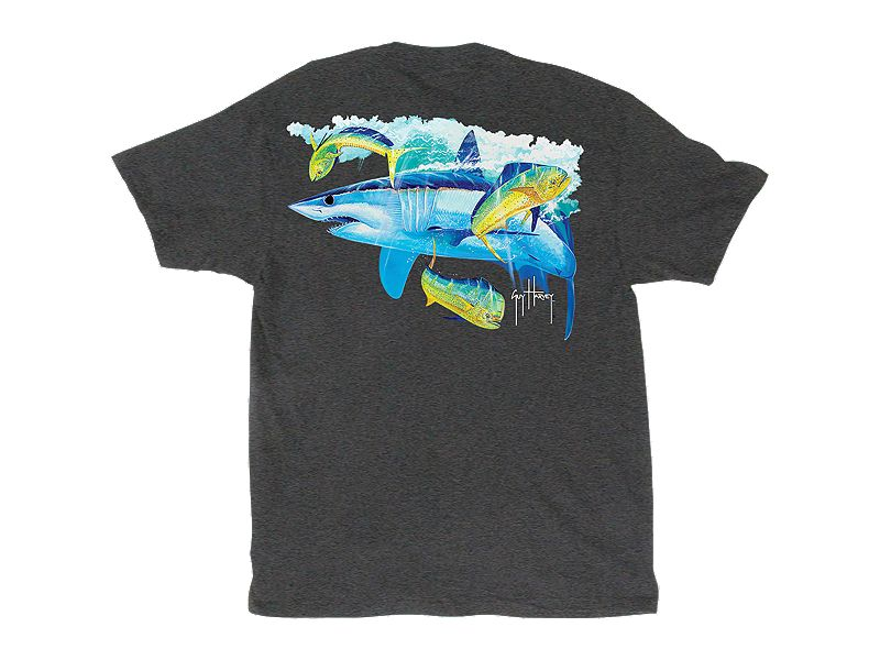 Guy Harvey Mako Wish T-Shirt