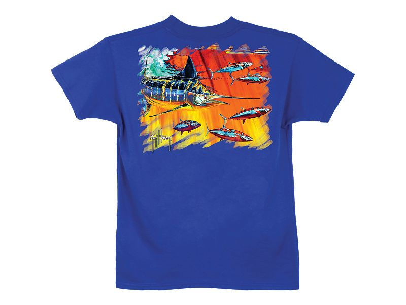 Guy Harvey Hydro Boys T-Shirt