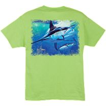 Guy Harvey Hoodat Boys T-Shirt