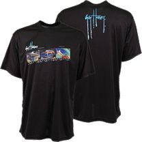 Guy Harvey Blockbuster Performance T-Shirt