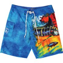 Guy Harvey Mad Tropix Boardshorts
