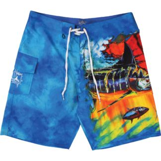 Guy Harvey Mad Tropix Boardshorts