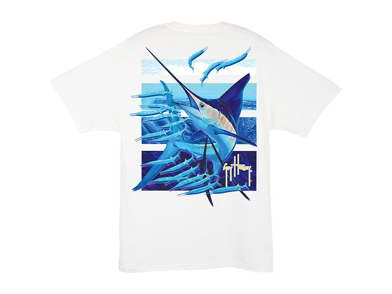 Guy Harvey Ballyhoo T-Shirt