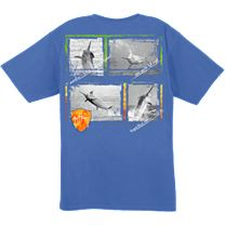 Guy Harvey Just the Facts T-Shirt