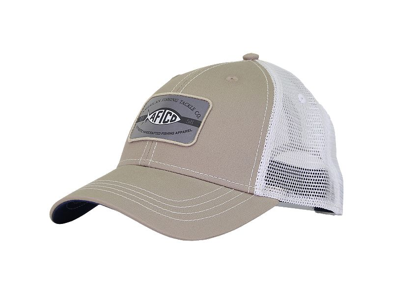 AFTCO Patch Trucker Hat