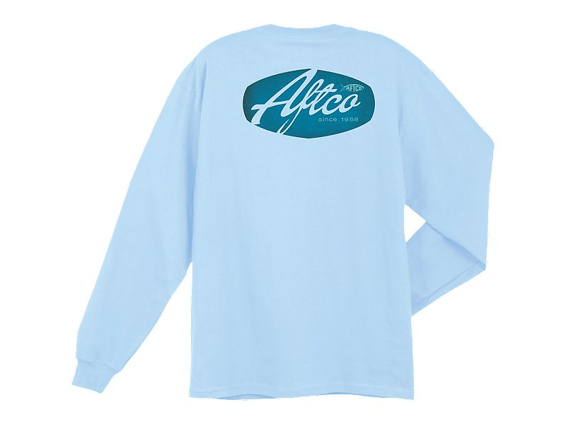 AFTCO Hook Pocket Long Sleeve Shirt