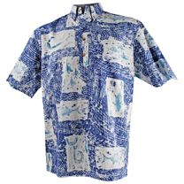 Kahala Hawaiian Makau Buttondown Shirt