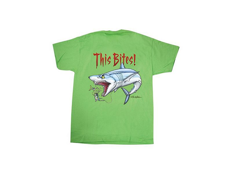 "AFTCO Bluewater ""This Bites"" Youth T-Shirt"