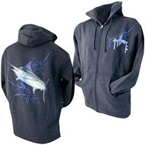 Guy Harvey Marlin Dash Hoody