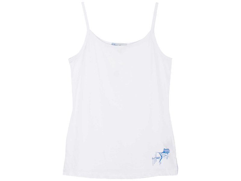 Guy Harvey Sailfish Signature Ladies Cami