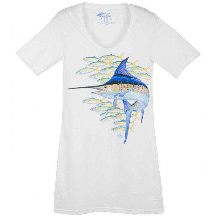 Guy Harvey Marlin & Runner Junior T-Shirt Dress