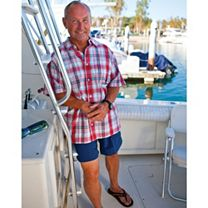 Guy Harvey Plaid Buttondown