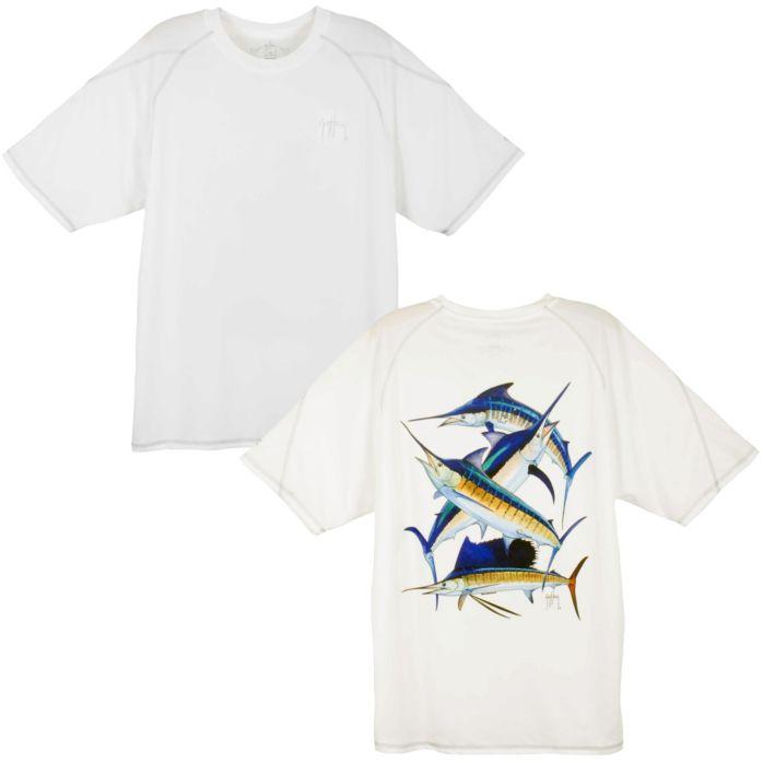 Guy Harvey Champion Bills Have It Performance T-Shirt