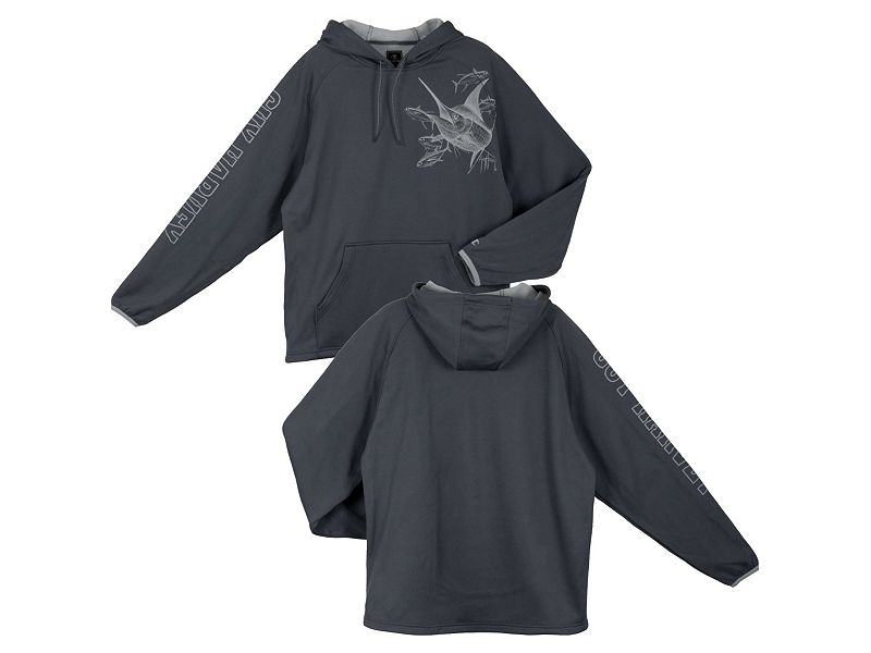 Guy Harvey Champion Hydrophilic Slip-Over Fleece Hoody