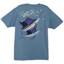 Guy Harvey Two Sails T-Shirt