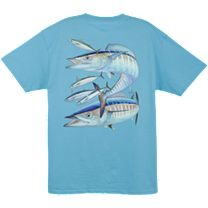 Guy Harvey Wahoo T-Shirt
