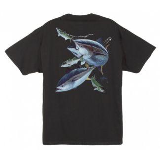 Guy Harvey Hungry Tuna T-Shirt