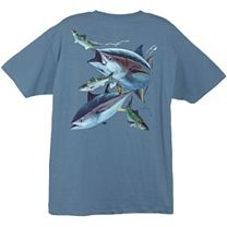 Guy Harvey Hungry Tuna T-Shirt