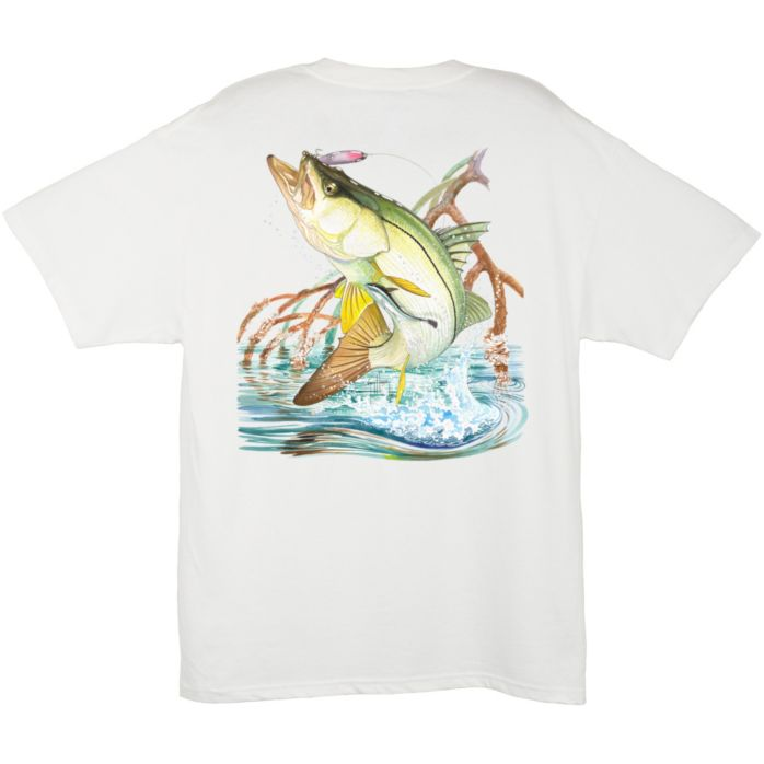 Guy Harvey Snook Mangrove 2 T-Shirt