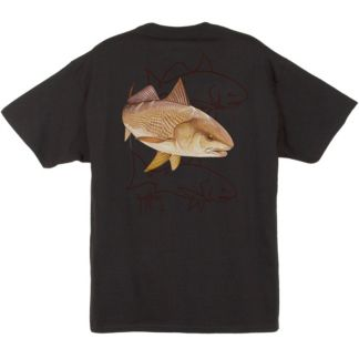Guy Harvey Redfish Dash T-Shirt