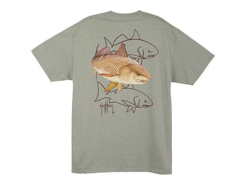 Guy Harvey Redfish Dash T-Shirt