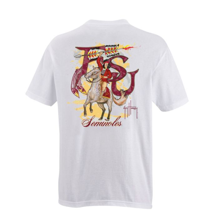 Guy Harvey Florida State University Seminoles Collegiate T-S