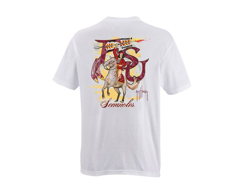 Guy Harvey Florida State Seminoles T-Shirt