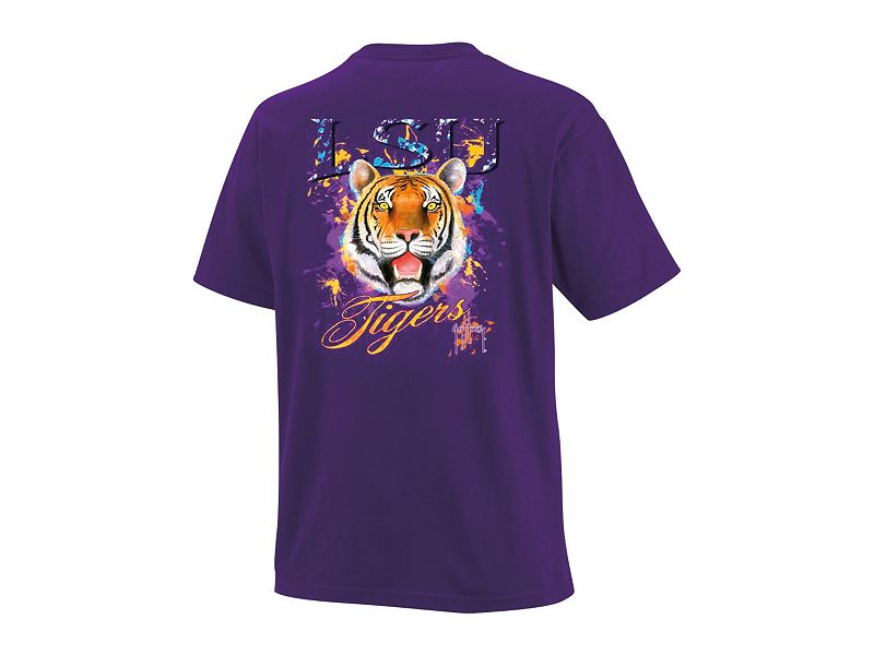 Guy Harvey Louisiana State University Tigers Collegiate T-Shirt